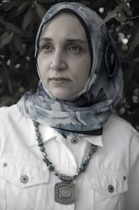 Leila Aboulela, By Vaida V Nairn [CC-BY-SA-3.0], via Wikimedia Commons
